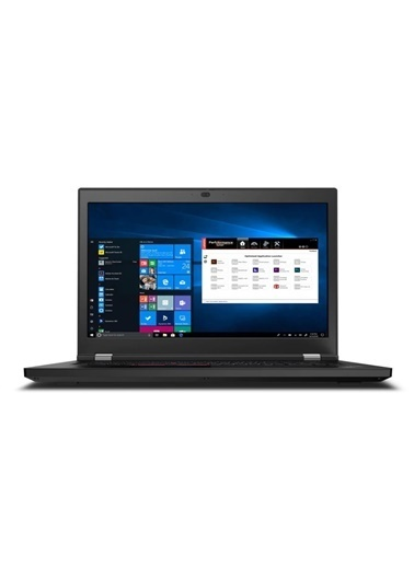 "Lenovo Lenovo ThinkPad P17 20SN002NTX01 I7-10750H 16GB 1TB SSD T2000 17.3"" FHD W10P Taşınabilir Bilgisayar Renkli"